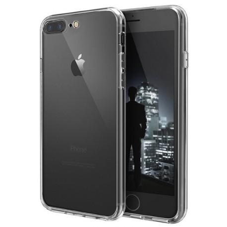iPhone 8 Plus etui silikonowe klasy PREMIUM guma 0,3mm