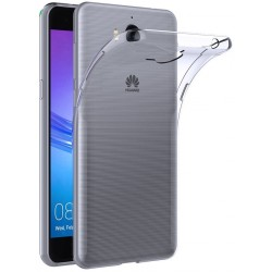 Etui Huawei Y6 2017 silikonowe klasy PREMIUM guma 0,3mm