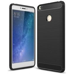 Xiaomi Mi Max 2 etui  Pncerne Karbon ARMOR Case Guma- Czarne