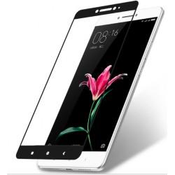 Xiaomi Mi Max 2 Szkło Hartowane PEŁNE na Cały ekran - CZARNE