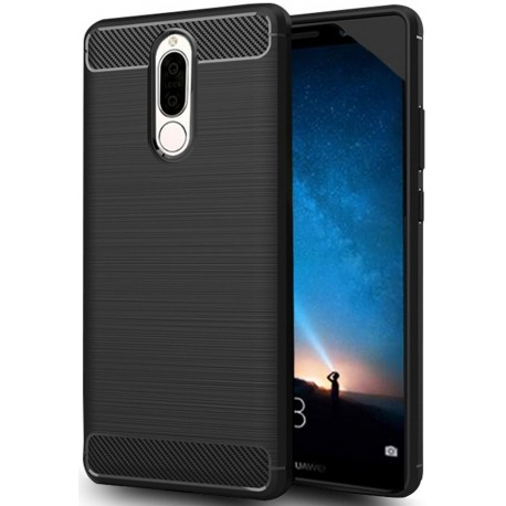 Huawei mate 10 lite etui pancerne karbon armor case guma for Housse huawei mate 10 lite