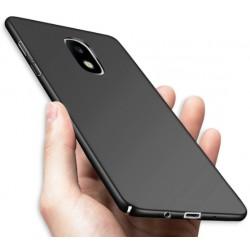 Samsung Galaxy J5 2017 etui  Silky Touch case na telefon - Czarne