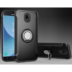 Samsung Galaxy J5 2017 etui  magnetyczne RING HOLDER Czarne