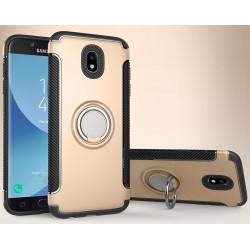 Samsung Galaxy J5 2017 etui  magnetyczne RING HOLDER Złote