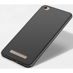 Xiaomi Redmi 5A etui na telefon Silky Touch case - Czarne