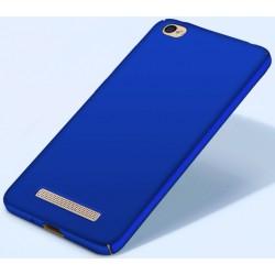 Xiaomi Redmi 5A etui na telefon Silky Touch case - Niebieskie