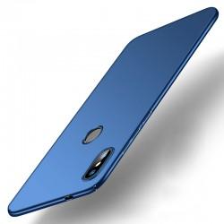 Xiaomi Redmi S2 etui na telefon Silky Touch - Granatowe