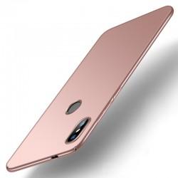Xiaomi Redmi S2 etui na telefon Silky Touch - Różowe