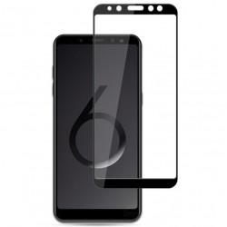 Samsung Galaxy A6 PLUS 2018 Szkło Hartowane PEŁNE 3D Hybryda