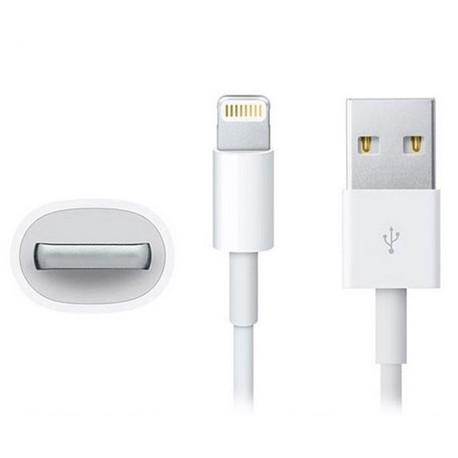 Do iPhone 5 i wyższe modele, kabel 8pin do złącza lighting- BIAŁY
