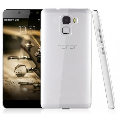 Silikonowe etui Slim 0,3mm do Huawei Honor 7