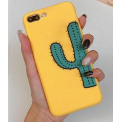 iPhone XS Max etui na telefon FUNNY Case LACK Kaktus
