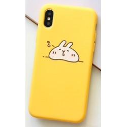 iPhone X / XS etui na telefon FUNNY Case LACK Zwierzak