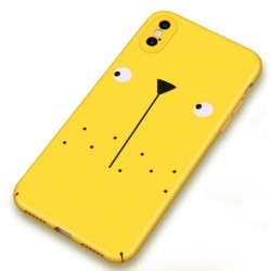 iPhone X / XS etui na telefon FUNNY Case LACK Pieseł 2