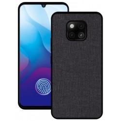 Huawei Mate 20 Pro etui na telefon CARPET case - Czarne