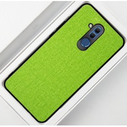 Huawei Mate 20 Lite etui na telefon CARPET case - Zielone
