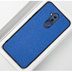 Huawei Mate 20 Lite etui na telefon CARPET case - Niebieskie