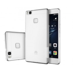 Huawei P9 Lite - Etui Silikonowe Slim 0,3mm + Folia ochronna na ekran