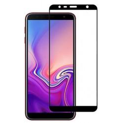 Samsung Galaxy J4+ Plus Szkło Hartowane PEŁNE 3D Hybrydowe