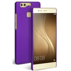 Huawei P9 Etui SLIM RUBBER Case- FIOLETOWE