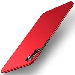 Huawei P30 Pro etui na telefon Silky Touch - Czerwone