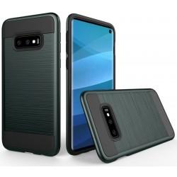 Samsung Galaxy S10 etui na telefon Brushed - Złote